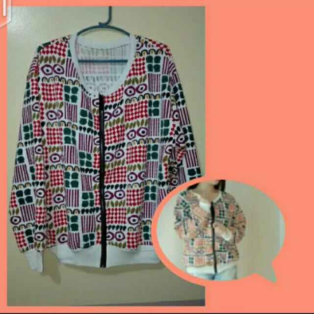 SALE!!! Aztec Printed Jacket