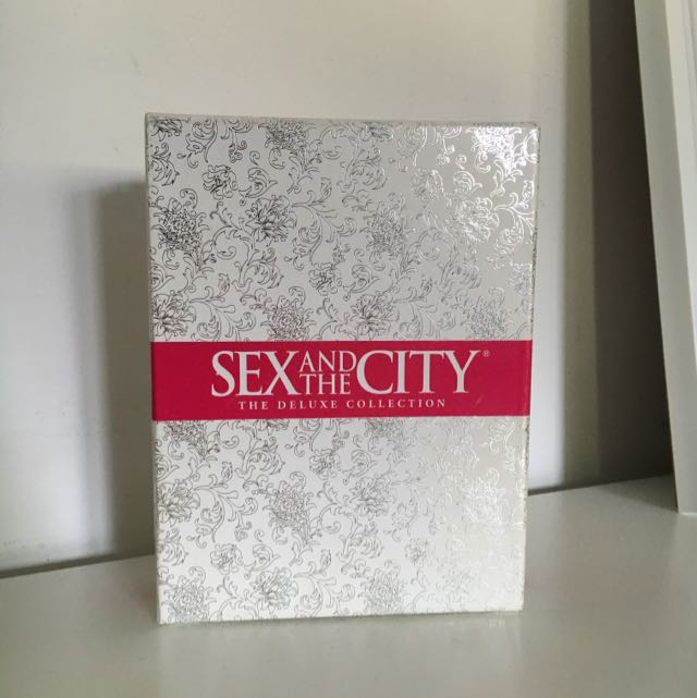 Sex and The City: The Deluxe Collection DVDS