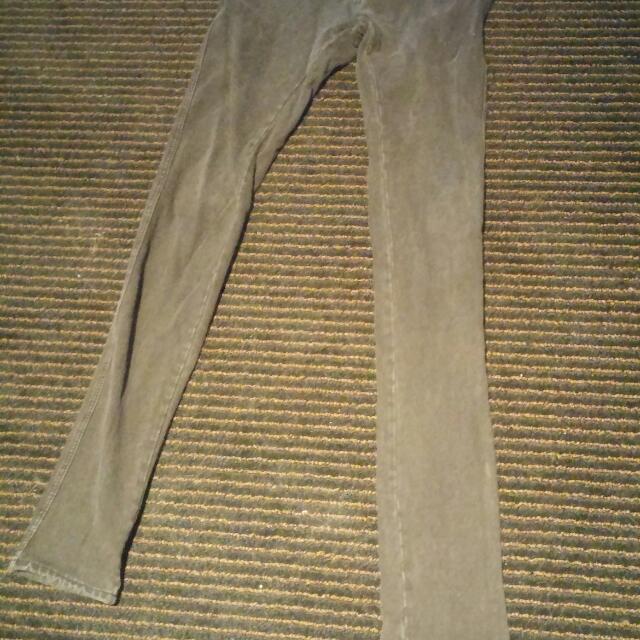 Supre Dark Grey Denim Jeans XS