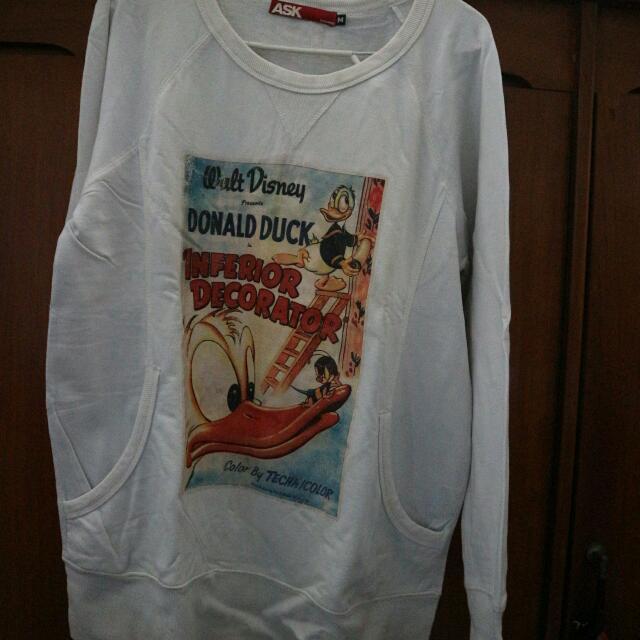 Sweater Donald Duck