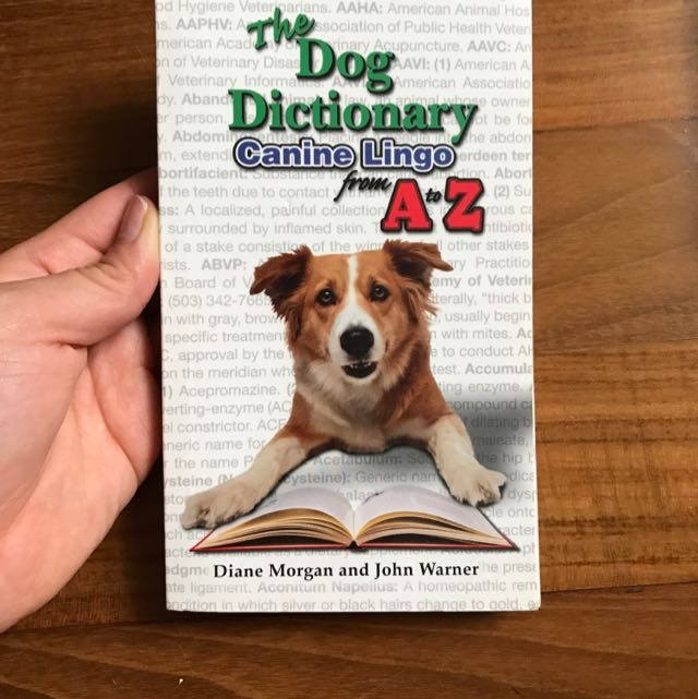The Dog Dictionary