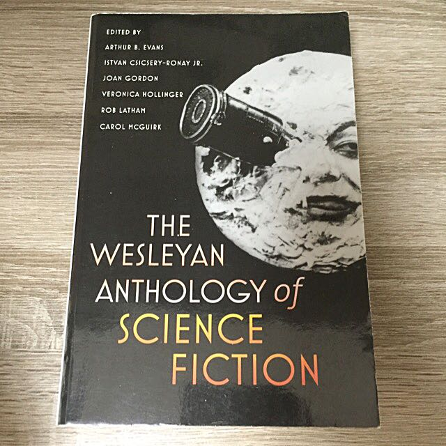 The wesleyan anthology of science fiction books stationery photo photo photo fandeluxe Image collections