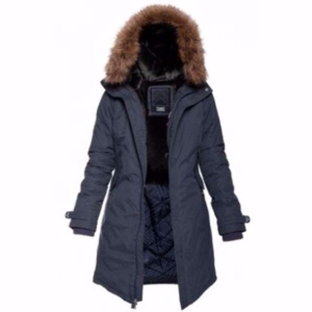tna winter parka jacket