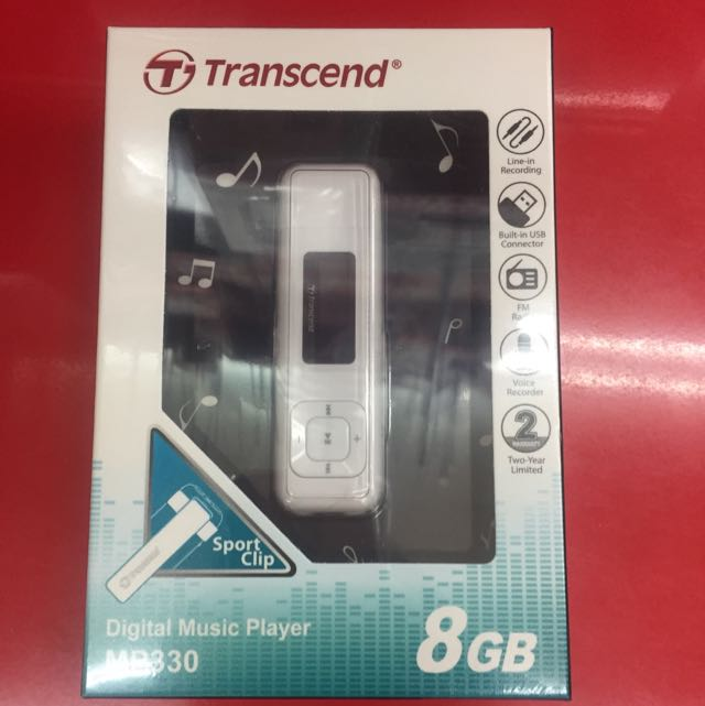 Transcend-MP330(含運)