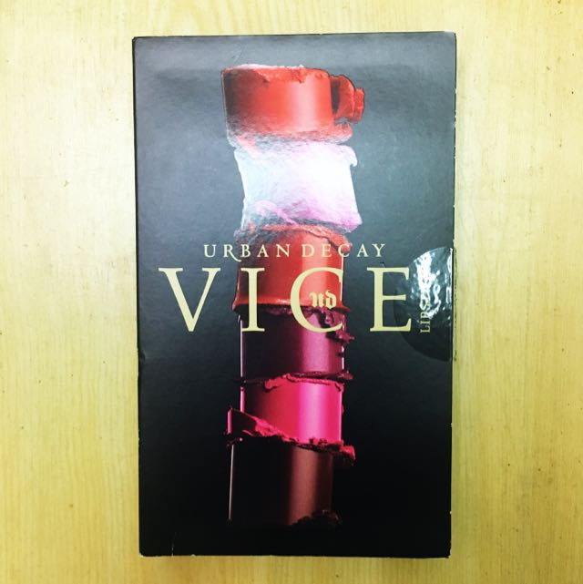 Urban Decay Vice Lipstick Sampler(24 Colours)