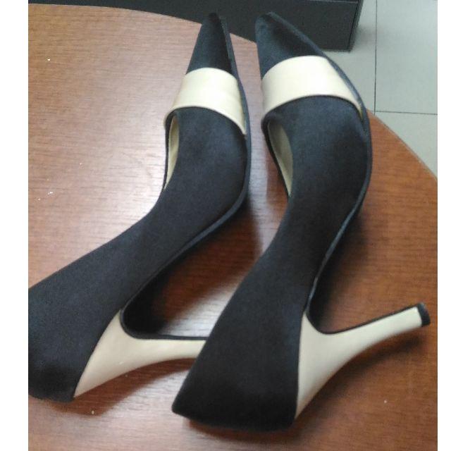 Velvet shoes size 36