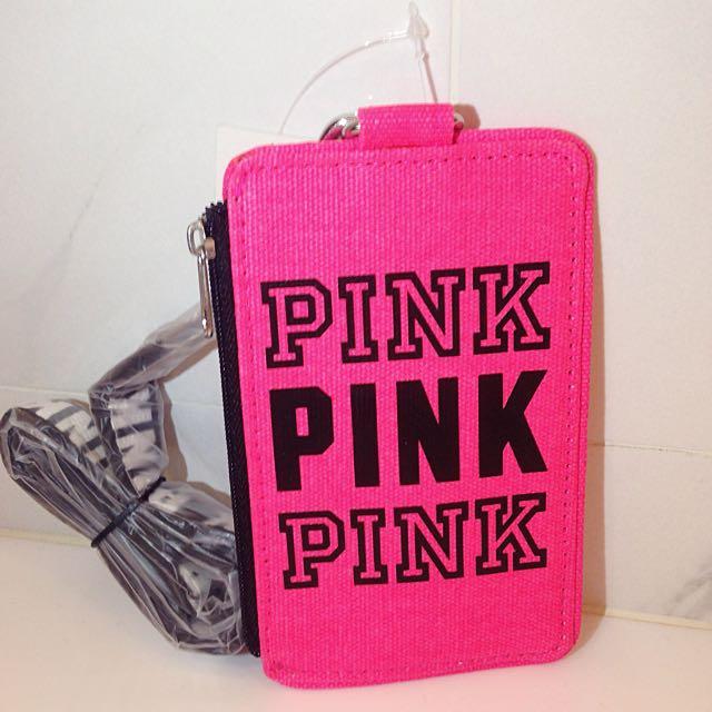 Victoria's Secret PINK卡套
