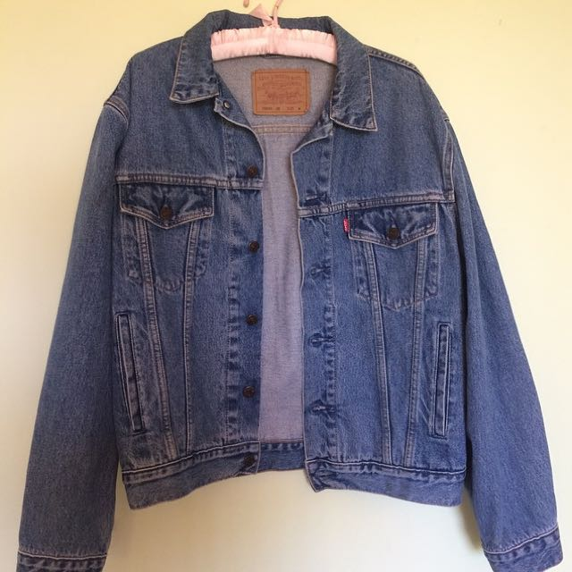 Vintage Levi's Oversized Denim Jacket