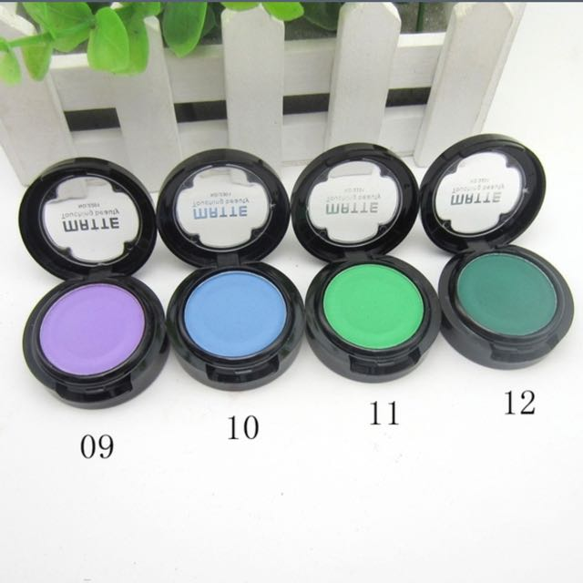 Waterproof Matte Eyeshadow