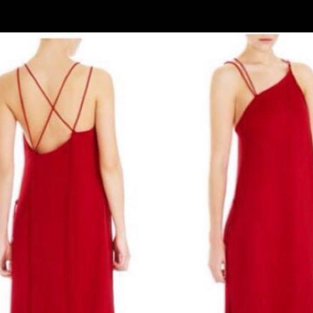 Watson x Watson Silk Dress