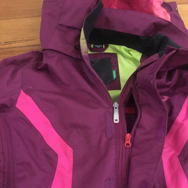 Women Snow Jacket Size Small