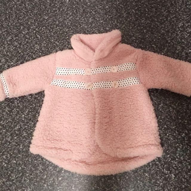 Wool Jacket 3-6mths (00)