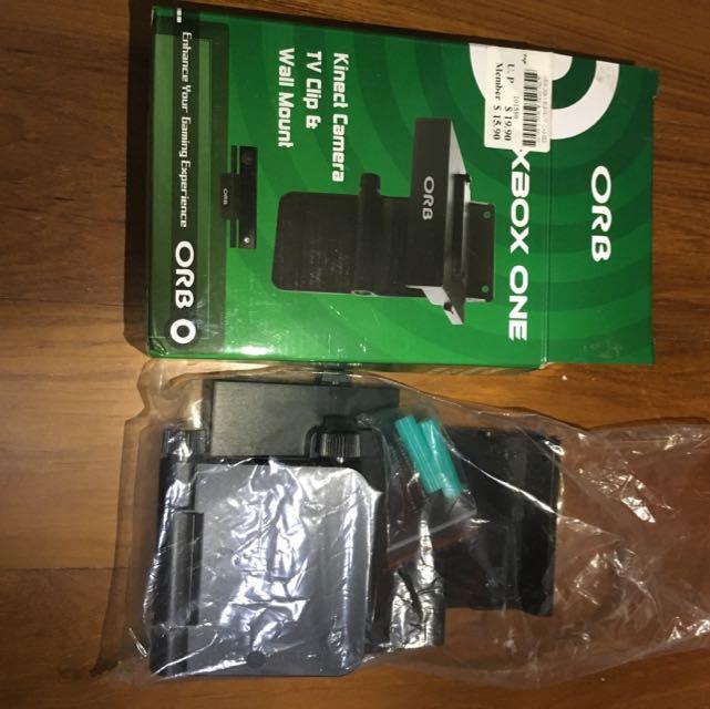 Xbox One Kinect Camera TV Clip
