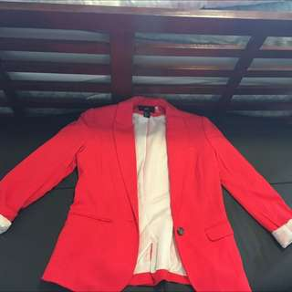 H&M Poppy Colour Blazer