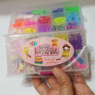 Beads and Loom Bracelet Set [ Baby & Kids ] [ Toys ]