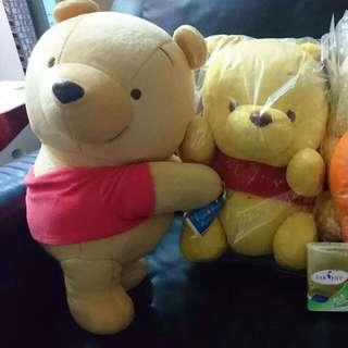 Winnie The Pooh 小熊維尼 公仔