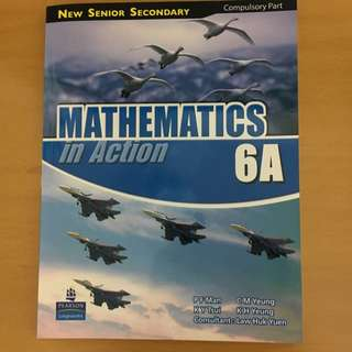 NSS Mathematics In Action 6A