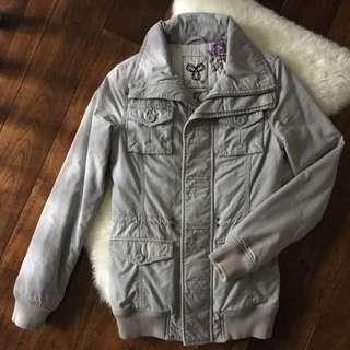 TNA Light Grey Jacket