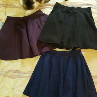 Peplum Skirts