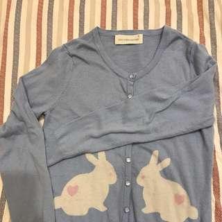 Peteralexander Bunny Cardigan Size 6