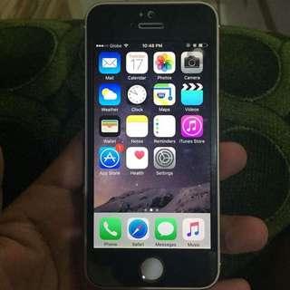 iphone5s- 16gb gold