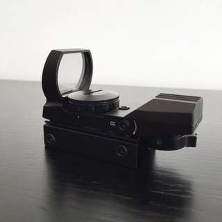 ( Sold Out ) Multi Reticle Red Dot Sight For Toy Gun & Nerf