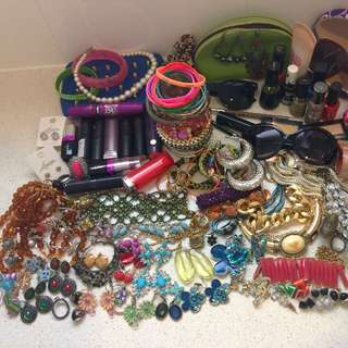 Massive Jewellery And Makeup Bundle!