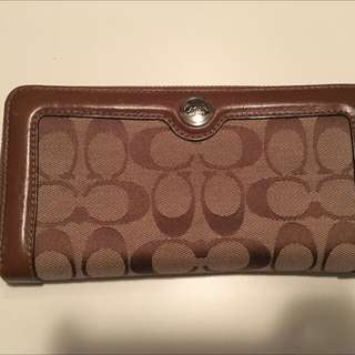 Multiple Coach Clutches And Wallets