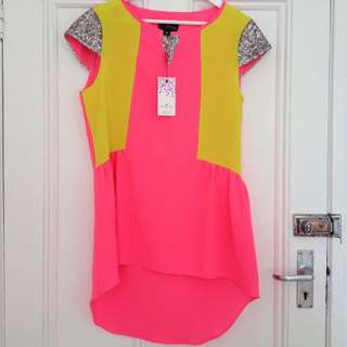 BNWT Augustine Party Dream Top size S