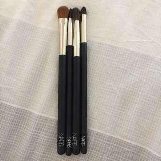 Nars Brush Set (4 Piece)
