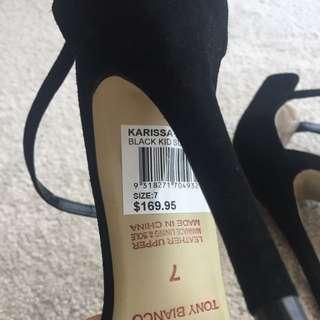 Brand New Tony Bianco Heels Size 7
