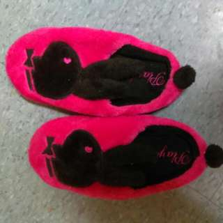 Play Boy Room Slippers