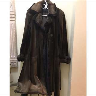 Holt Renfrew Long Coat