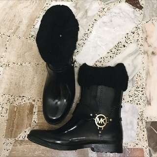 Michael Kors Boots + Socks