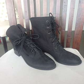 Wittner Leather Boots Sz38