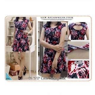 Flower Dress (Limited Stock)
