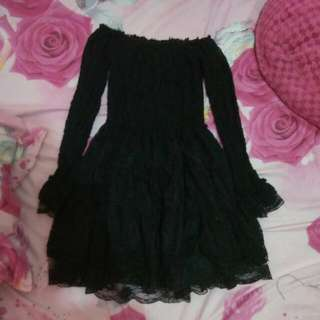 Dress Brokat Sabrina