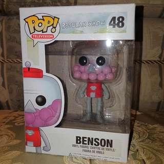 Funko Pop! Television Benson