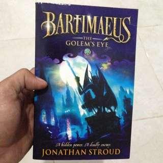 The Bartimaeus Trilogy - The Golem's Eye