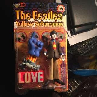 The Beatles Yellow Submarine Figure -Paul