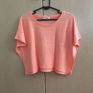 Loose Crop Top