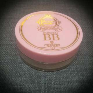 japanese brand heroine make mineral BB powder (only used twice!)