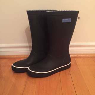 BNWT Adidas Original Rain boots- Size 6.5