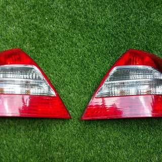 W211 E200 E230 E280 Facelift Rear Tail Lamp