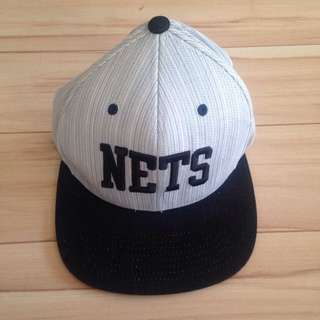 Denim Brooklyn Nets Hat