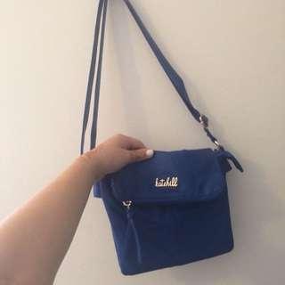 Katehill Blue Handbag