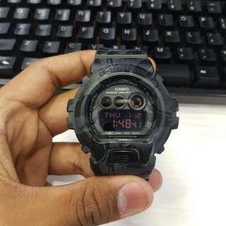 Gshock GD-X6900MC