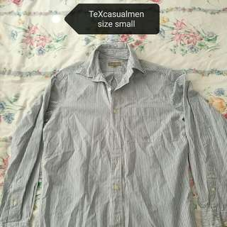 TeXcasualmen Dress Shirt