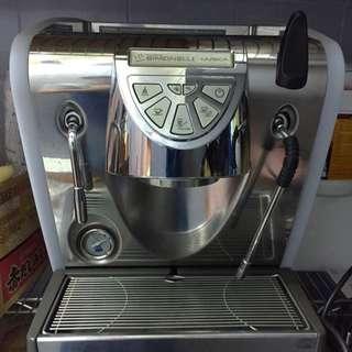 單口半自動義式咖啡機 SIMONELLI