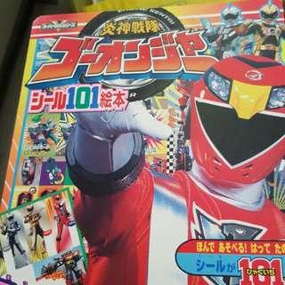 Power Rangers Comics / Books